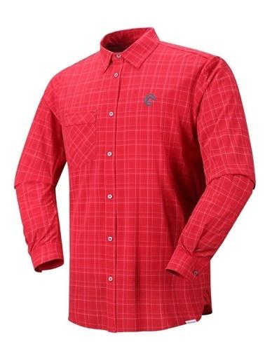 Panthzer Gömlek Kırmızı